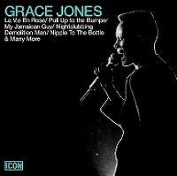 Cover Grace Jones - Icon [2013]